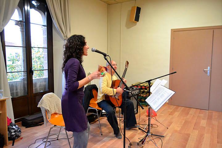 Biodanza con Musica en Vivo